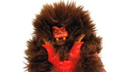 Grizzlor masters of the universe motu vintage toys 80s 90s retro