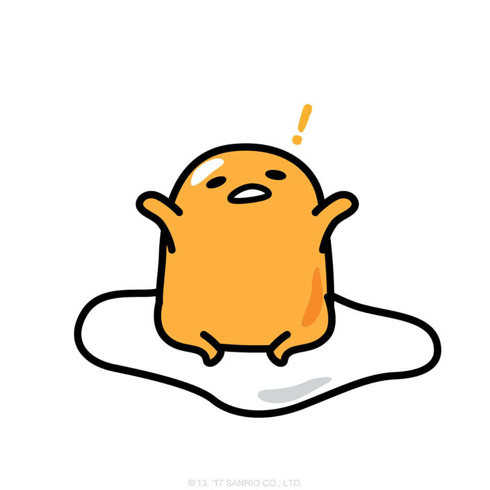 gudetama lazy egg